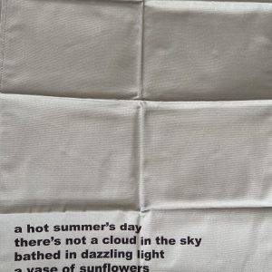 Tea Towel – A Hot Summer's Day –  Moonink-  – Tea Towel