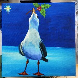 Art Card – Christmas Eve (Xmas Range)