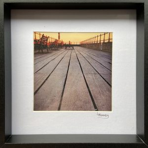 Framed Photography – Littlehampton Pier
