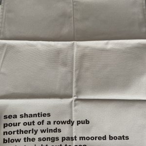 Tea Towel – Sea Shanties – Moonink – Tea Towel