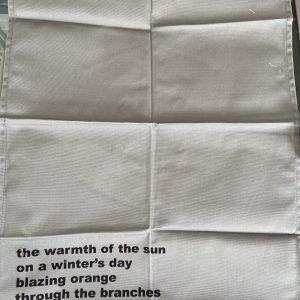 Tea Towel – Moonink- The Warmth Of The Sun – Tea Towel