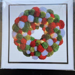 Art Card – Christmas Wreath (Xmas Range)
