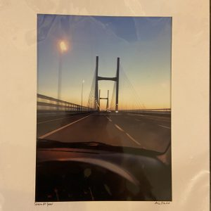 Mounted Prints – Severn At Speed