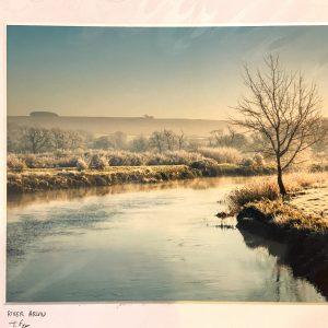 Mounted Prints – River Arun