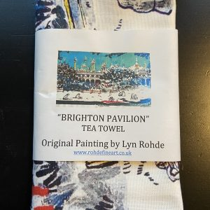 Tea Towel – Brighton Pavilion – Tea Towel