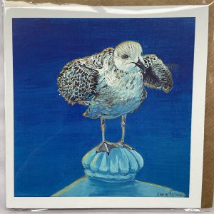 Art Card – When I Grow Up I Want To Be A Chicken