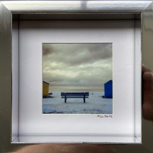 Framed Photography – Lonesome In The Snow