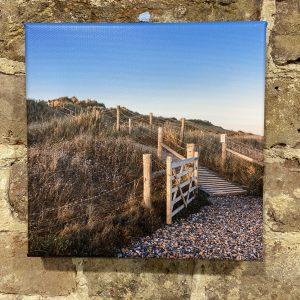 Photographs On Canvas – West Beach