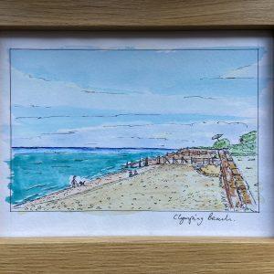 Original Paintings – Clymping Beach