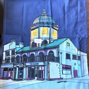 Tea Towel – The Dome (Worthing) – Two Faced Twins