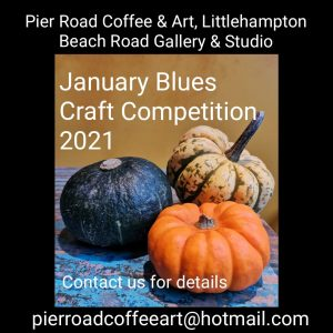 January Blues – Craft Adult Entry Fee