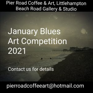January Blues – Art Adult Entry Fee