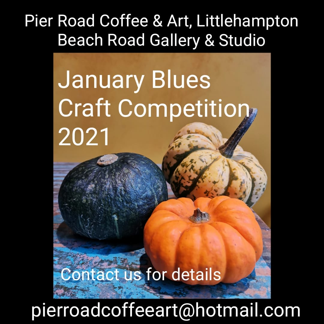 January Blues 2020 Craft Competition