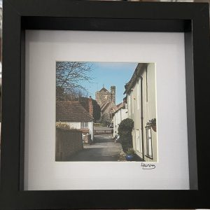 Framed Photography – Angmering Village