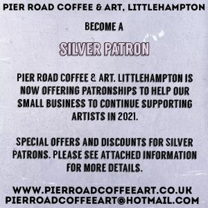 Patron – Silver (Couples Membership)
