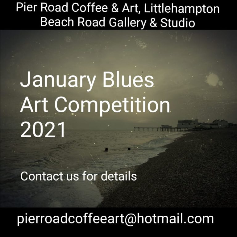 January Blues 2020 Art Competition