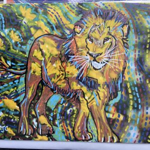 Art Card – Aslan Is On The Move  (LW)