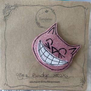 Textiles – Pink Cat