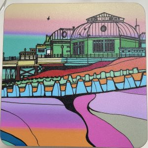 Coasters – Worthing Pier