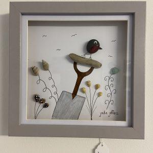 Craft – Spade and Bird