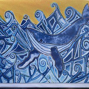 Art Card – Whales World (LW)