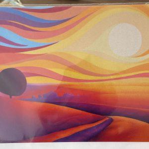 Art Card – Solitary Cissbury
