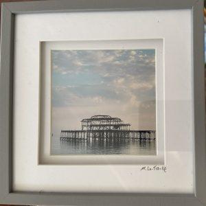 Framed Photography – West Pier, Brighton