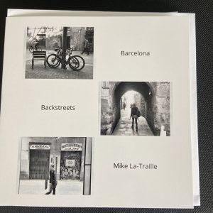Art Card – Barcelona Backstreets (Triple)