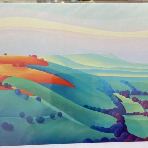 Art Card – Devils Dyke To Chanctonbury