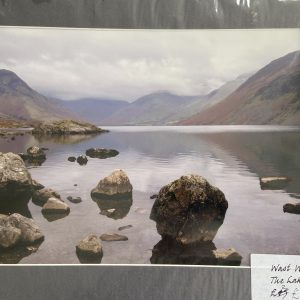 Mounted Prints – Lake District
