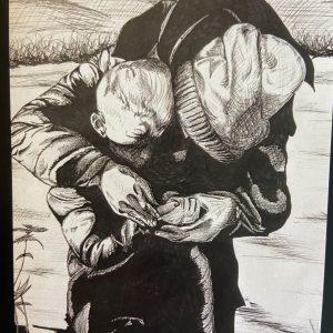 Art Card – untitled (child/parent)