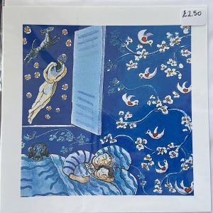 Art Card – Sweet Dreams