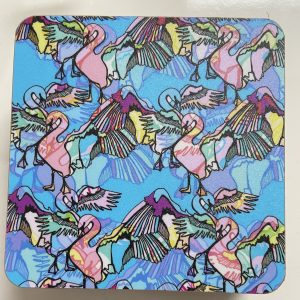 Coasters – Flamingos