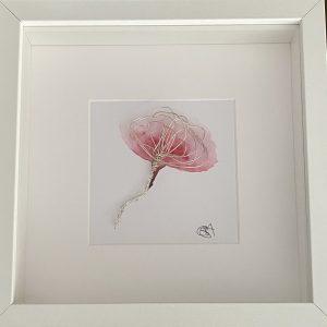 Original Paintings – Pink Flower