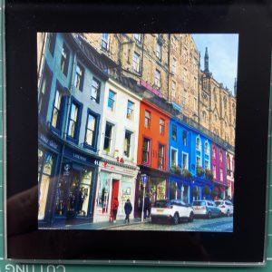 Coasters – Edinburgh (inspiration for Diagon Alley)