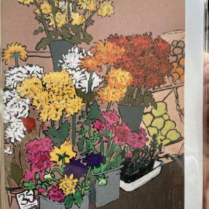 Art Card – Flower Shop Detail (010)