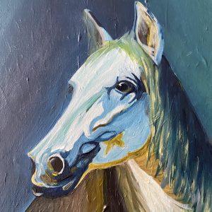 Original Paintings – Horse (LT)