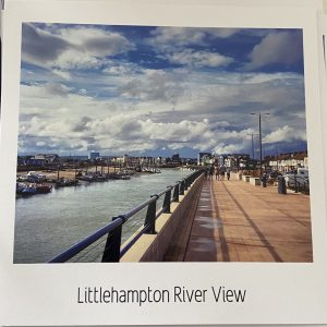 Art Card – Littlehampton River View