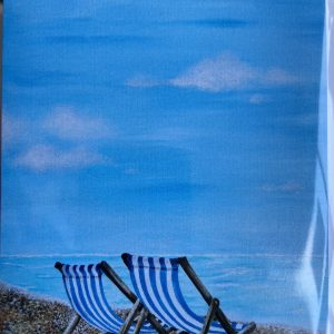 Art Card – Deckchairs (IM)