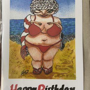 Art Card – Willendorf 1 (Beach)