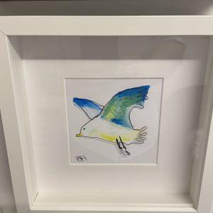 Original Paintings – Seagull
