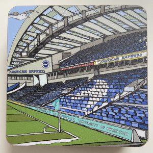 Coasters – Amex Stadium