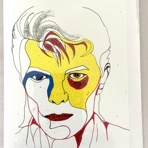 Art Card – David Bowie