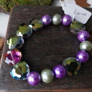 Jewellery – Facetated Crystals & Glass Beads