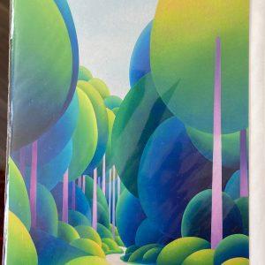 Art Card – Into The Arboretum