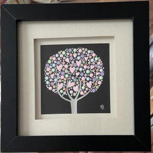 Original Paintings – Heart Tree