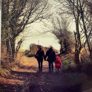 Art Card – Country Walk