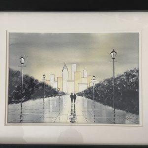 Original Paintings – City Of Dreams