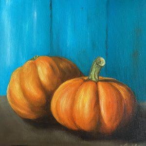 Original Paintings – Pumpkins