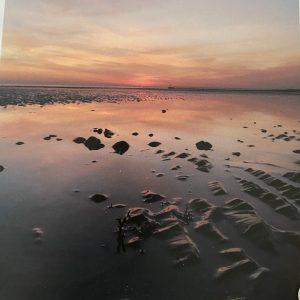Art Card – Sunset Glow